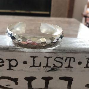 Jewelry - Sterling Silver Open Cuff Bracelet